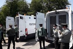 Iran, Tajikistan swap convicts: dep. justice min.