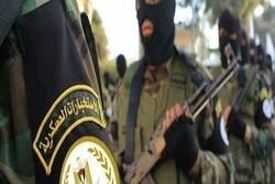 بازداشت داعشی هنگام آتش زدن محصولات کشاورزی در کرکوک