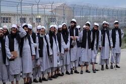 آمریکا: زندانیان مورد مناقشه طالبان، حبس خانگی شوند