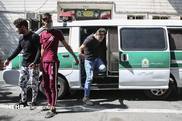 شناسایی سارقان منازل تهران در زندان اصفهان