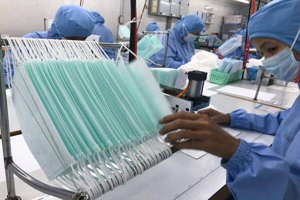 Iran exports face mask production machinery to Denmark: Sattari