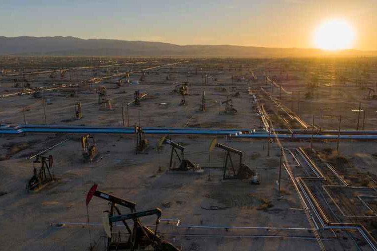 قیمت نفت خام بیش از یک درصد سقوط کرد