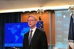 وزیرخارجه آمریکا کناره گیری «هوک» را تأیید کرد
