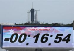 پروژه آمریکا برای ارسال فضانورد از خاک این کشور به تعویق افتاد
