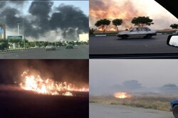 ادامه سریال«کُلش سوزی»در استان تهران/ جان مزارع را نگیرید