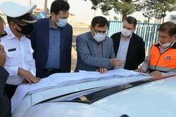 پروژه بهسازی  محور حسن آباد به چرمشهر در دست اجرا است