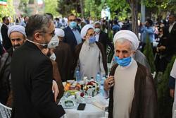 صحت اورطبی امور کے شہداء کے اعزاز میں تقریب منعقد