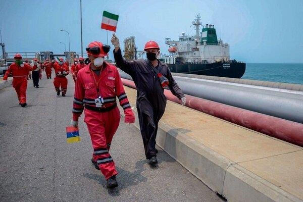 أسباب و تداعیات فشل الولايات المتحدة في قصة ناقلات النفط الايرانية