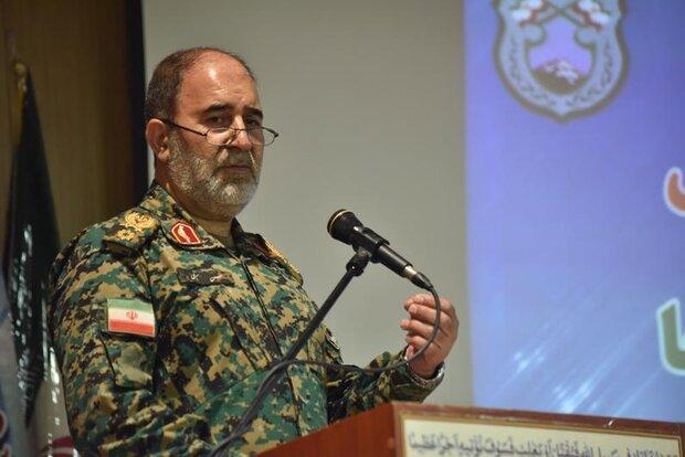 روحیه جهادی شاخصه اصلی پلیس در تراز انقلاب اسلامی است