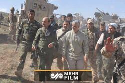حاج  قاسم سلیمانی شام، لبنان اور عراق کا سفر کیوں کرتے تھے؟