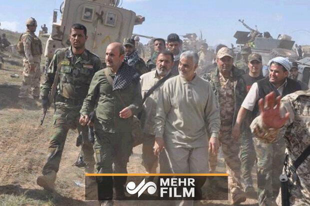 چرا حاجقاسم میرفت سوریه و لبنان و عراق؟