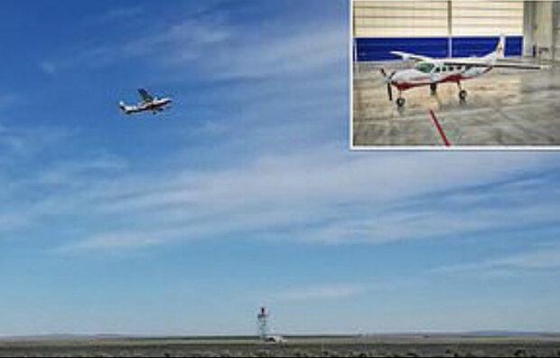 بزرگترین هواپیمای برقی جهان پرواز کرد