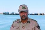 توقیف ۴ فروند قایق غیر مجاز با تورهای محاصره ای و دستگیری ۸ متهم