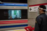 مترو شیراز پس از ۳۵ روز شروع بکار کرد