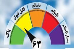 آلودگی هوا در مشهد افزایش یافت