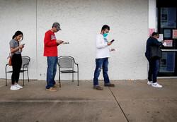 بیکاری ۱.۴ میلیون آمریکایی دیگر طی هفته گذشته / بیکاری میلیونی به توالی هجده هفته رسید