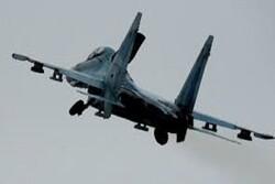 المقاتلات الروسية تبعد القاذفة الأمريكية B-1B