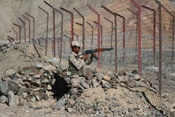 Three border guards martyred in NW Iran