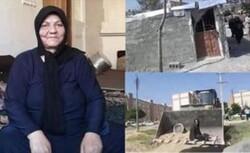 مرگ پیرزن کپرنشین کرمانشاهی آزمونی برای دستگاه قضا است