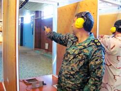 یگان ویژه قهرمان مسابقات تیراندازی نیروهای مسلح شد