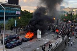 اعتراضات گسترده علیه نژاد پرستی پلیس آمریکا