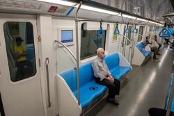 شیراز میں شہری ٹرین کی فعالیت کا آغاز