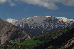 "Nature of ""Alamut"" with breathtaking views in Qazvin"