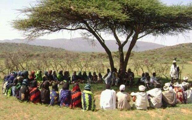 برگزاری جشنواره سال نو در اتیوپی به نام یک زن