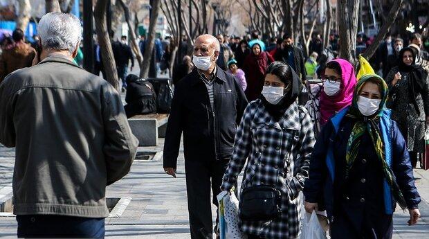 رعایت فاصله گذاری فیزیکی در تهران ۱۱ درصد شده است