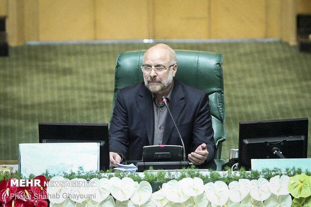 New Iran Parl. believes talks with US 'harmful, fruitless': speaker
