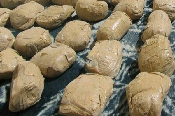 Iranian police bust over 20 tons of illicit drugs in a week