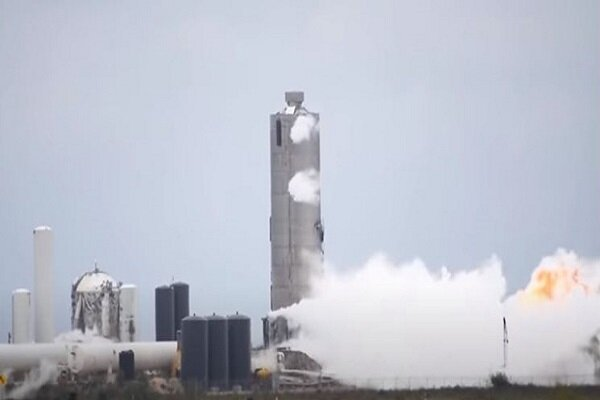 SpaceX's Starship SN4 launch fails after rocket test