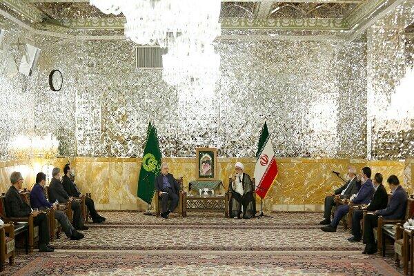 ملت ایران ایثارگریهای جامعه درمانی را فراموش نخواهد کرد