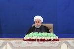 الرئيس روحاني: قائد الثورة الإسلامية أفشل مؤامرات الاعداء عقب رحيل الامام الخميني