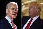 بایدن از ترامپ در نظرسنجی ریاست جمهوری پیشی گرفت
