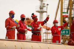 Gıda yüklü İran gemisi Venezuela karasularına ulaştı