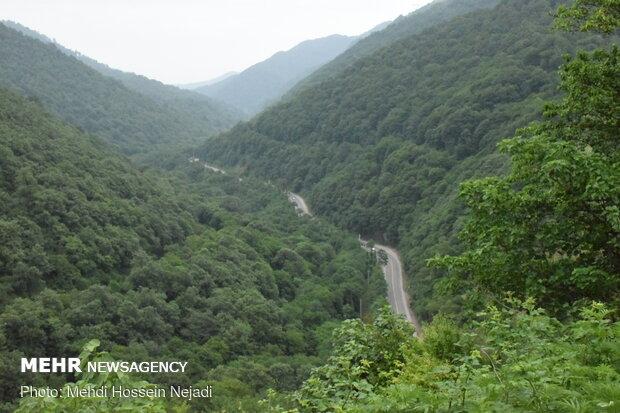 Astara borderline, an excellent tourist attraction