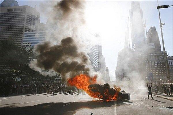 Curfews go into effect in cities around US: report