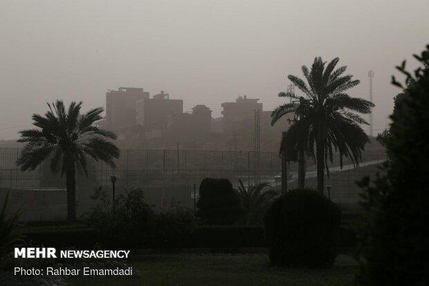 هشدار هواشناسی درخصوص احتمال خیزش گرد و خاک در 11 استان