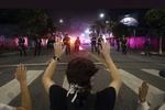 پلیس سیاتل ۴۵ معترض را بازداشت کرد