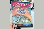 کارتون های ضدکرونایی کارتونیست ایرانی روی جلد مجله سنترال مکزیک