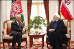 Iran to always stand by Afghanistan for developing peace, stability: Rouhani