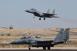 35 غارة جوية نفذتها قوات تحالف العدوان على ثلاث محافظات في اليمن