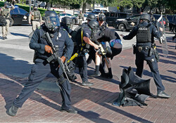 امریکی پولیس نے فائرنگ کرکے ایک اور سیاہ فام کو ہلاک کردیا