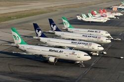 راهکارهای جدید برای کاهش مخاطرات حیات وحش برای پروازها در مهرآباد