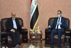 Iraqi minister hails Iran's full support for his country