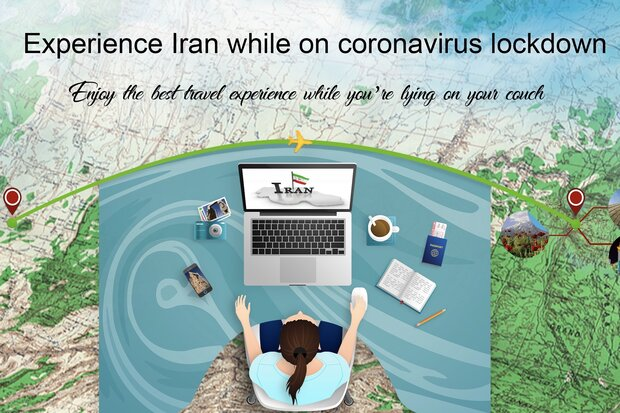 Visit Iran's cultural heritages in 360 virtual tours while you're in quarantine
