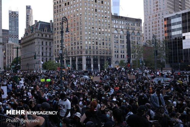 دنیا کے مختلف دارالحکومتوں میں امریکی عوام کے ساتھ  اظہار یکجہتی