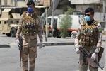 العراق تطلق حملة عسكرية كبيرة لملاحقة عناصر داعش