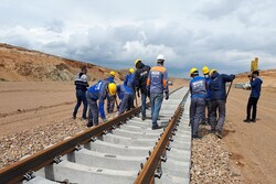 پروژه راه آهن اردبیل تا ۱۴۰۰ به اتمام می رسد